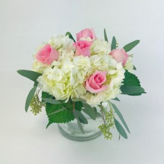 Centerpiece Package - Hydrangea and Rose