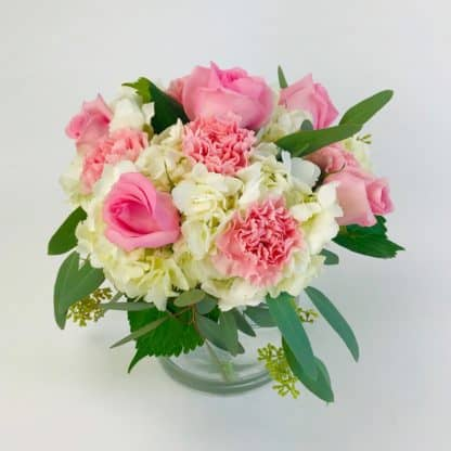 Centerpiece Package - Rose and Carnation