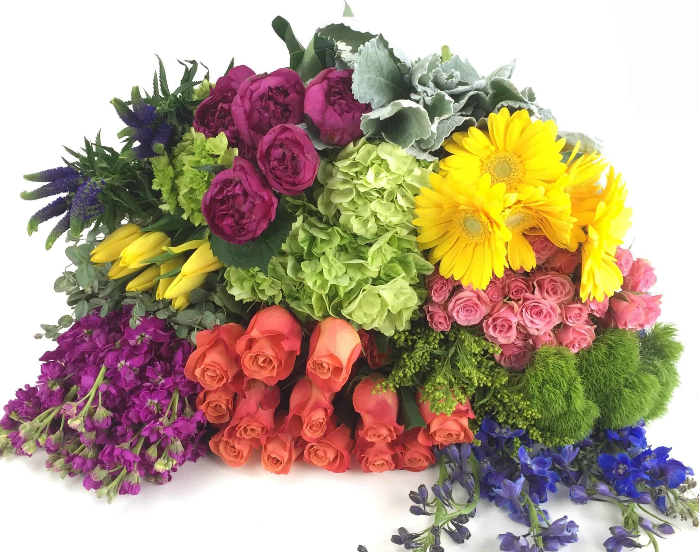 Bulk Wholesale Summer Flowers Combo